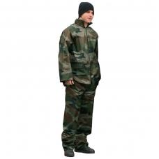 Neperšlampantis kostiumas Mil-tec woodland