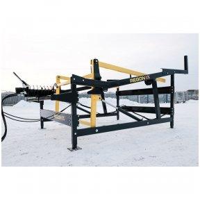 REGON RX log deck with separator (hydr. roler)