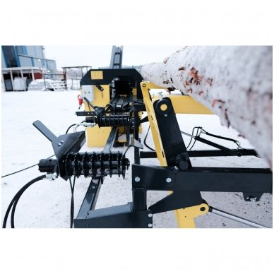 Padavimo rampa REGON RX su išrūšiuotoju (hidraulinis volas) 4