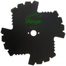 Pjovimo diskas, freza V-klingan 225/25,4 mm