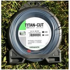 "Pjovimo valas ""TITAN-CUT"" 3,5 mm Round 41 m"