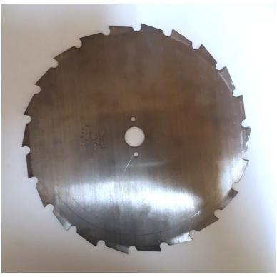 Pjovimo diskas, freza Ratioparts 225/25,4/1,8