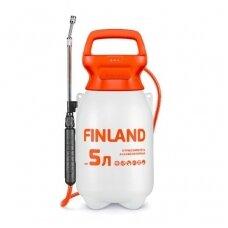 Akumuliatorinis purkštuvas FINLAND 5 litrų