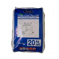 Trąšos Grow-Cote Plus 4M (16+6+12+2MgO+TE), 20 kg