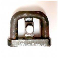 Vikšrų užraktas 25x93 mm