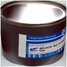 "Žalsvai mėlyni kleimavimo dažai ""Reflecta Eco"" (2,5 kg)"